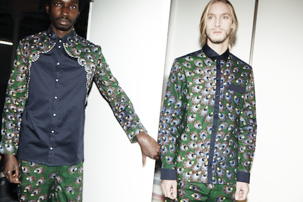 Buki Akib Menswear Is Modern Art