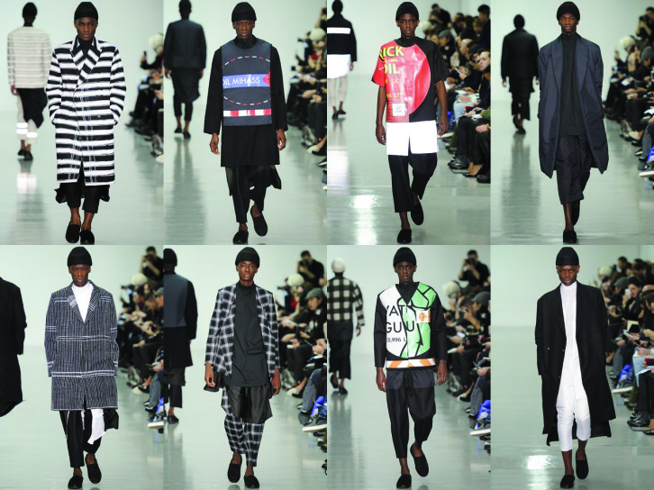 London Collection Mens: Agi & Sam