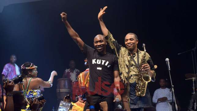 Femi and Seun Kuti: 2 Afrobeat Kings