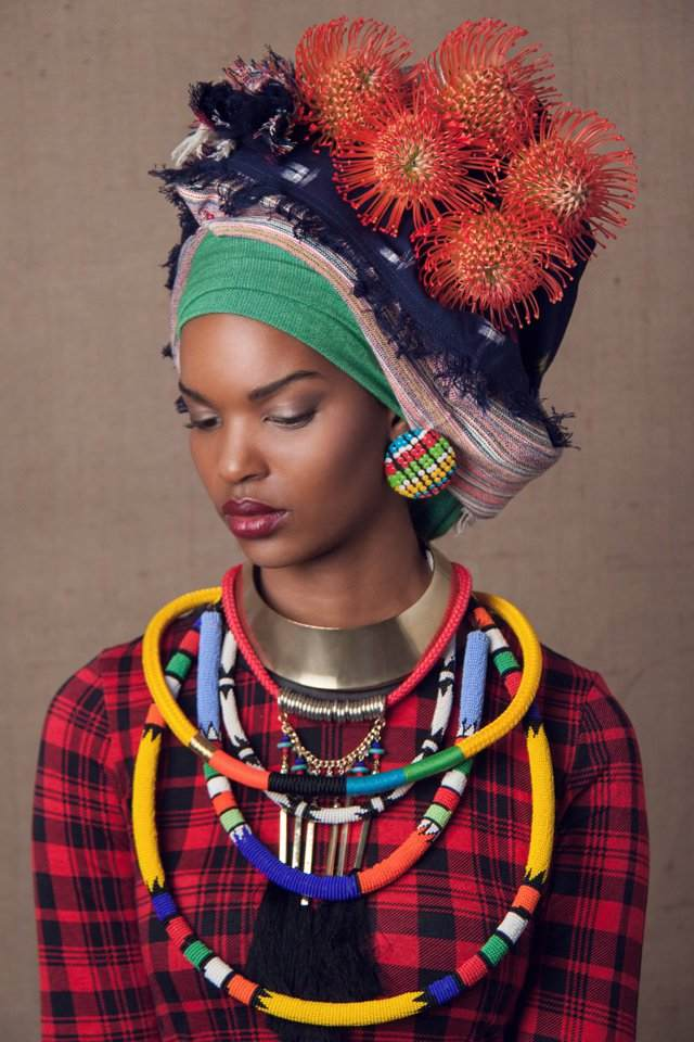 African Headdress: The Clan