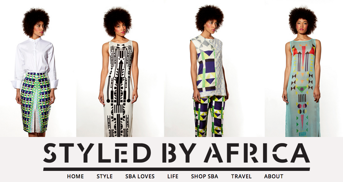 African Fashion: Styled By Africa