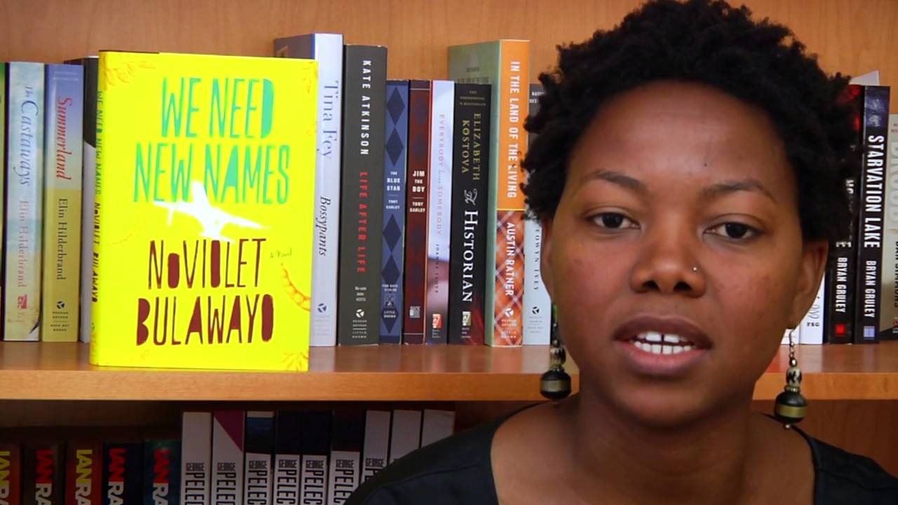 African Voices: NoViolet Bulawayo