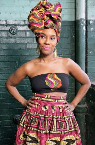 African print styles - we heart it!