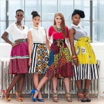 African print styles – we heart it!