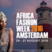 Africa Fashion Week Amsterdam 2016